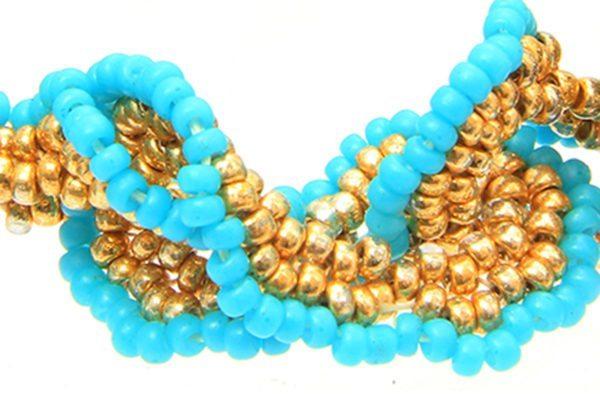 Coral Lace Bracelet