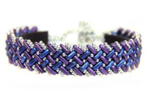 Labyrinth CzechMate Bar Bracelet
