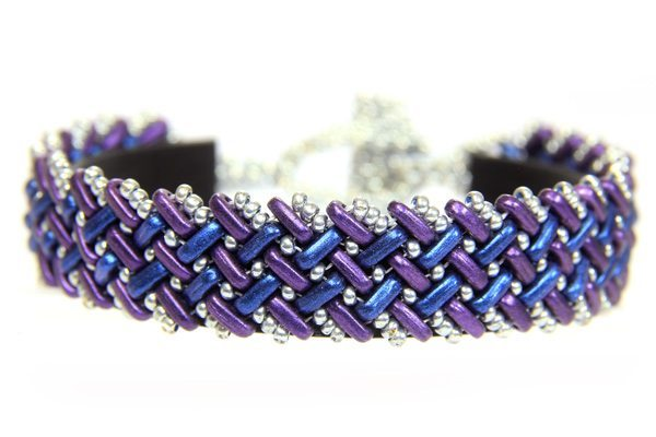 Labyrinth CzechMate Bar Bracelet