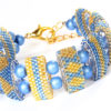st tropez riviera carrier bead bracelet kit