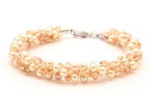 Champagne Shimmer Venus Bracelet Kit