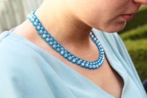 Raindrop Necklace Kit