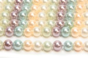 Pastel Berry Mix Mother of Pearl