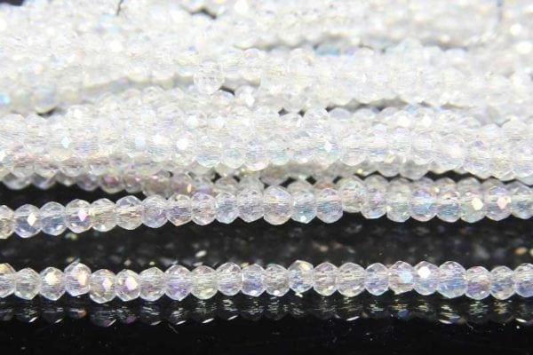 Clear AB Size 11 Micro Crystals