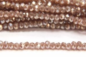 Opaque Gold Lustre Size 11 Micro Crystals