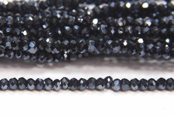 Midnight Blue Lustre Size 11 Micro Crystals