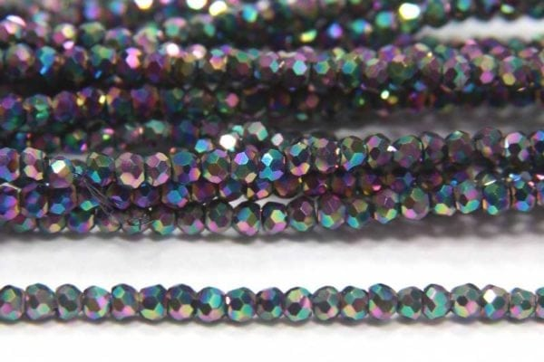 Rainbow AB Size 11 Micro Crystals