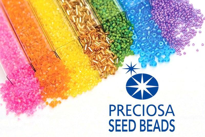 Preciosa-SeedBeads 1