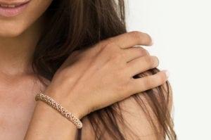 Monaco Micro Crystal Bracelet