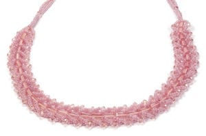 Summer Blush Entice Necklace
