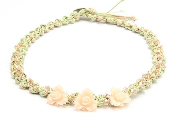 Wood Nymph Secret Garden Necklace Kit