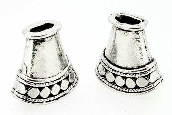 Decorated Flat Tassel Cone