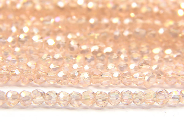 Rosaline AB  Size 11 Micro Crystals