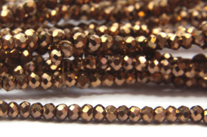 Metallic Copper Size 11 Micro Crystals
