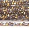 Demi Coated Light Gold Size 11 Micro Crystals