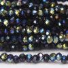 Metallic Midnight Size 11 Micro Crystals