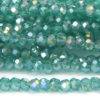Teal AB Size 11 Micro Crystals