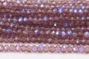 Sapphire Coated Amethyst Size 11 Micro Crystals
