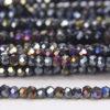 Rainbow Coated Hematite Size 11 Micro Crystals