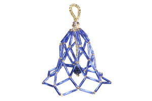 Bugle Blue Bells Christmas Decoration Kit