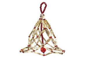 Bugle Golden Bells Christmas Decoration Kit