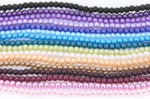 4mm glass pearl super bundle