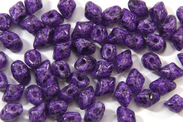 Picasso Purple Lightning Mini DiamonDuos