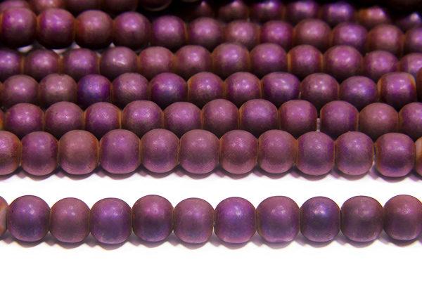 Matte Mystic Purple Hematite