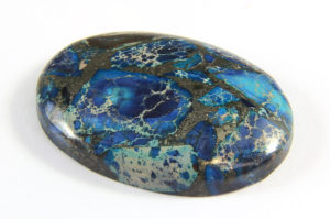 Blue Sea Sediment Jasper