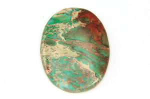 Green Sea Sediment Jasper