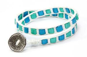 Karabo Mini Tile Bracelet Products