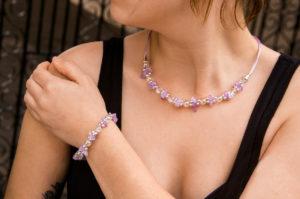 Tranquility Necklace & Bracelet