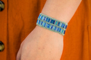Peyote Bugle Chain Bracelet Products