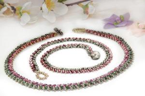 Little Labyrinth Bracelet and Necklace Kit