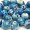 Royal Blue Jupiter Beads