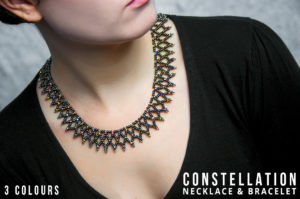September 26th Constellation Necklace Tutorial Products
