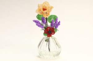 Beaded Flower Kits