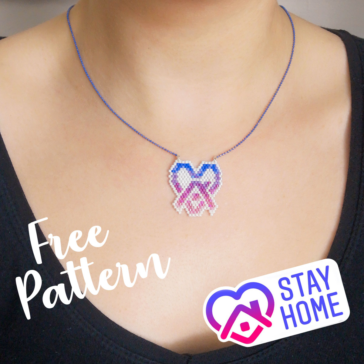 Stay-Home-free-pattern