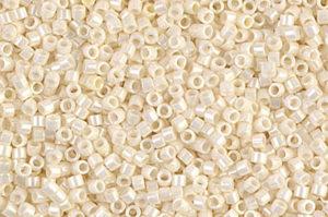 Ceylon Light Yellow Delica Beads