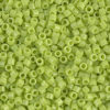 Opaque Chartreuse Delica Beads