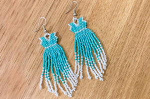August 31st Beaded Dress Earrings Tutorial Products