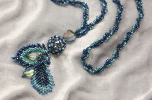 May 29-30th - Ivy Beaded Necklace Zoom Class