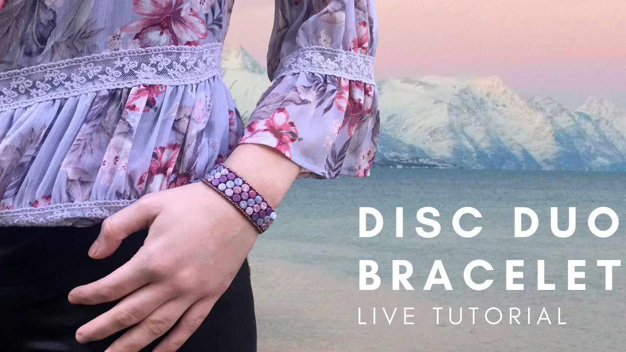 mosaic bracelet tutorial video
