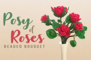 July 10th - Posy of Roses Zoom Class