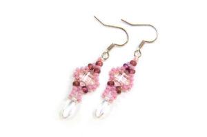 March 17th - Silky Drop Earrings