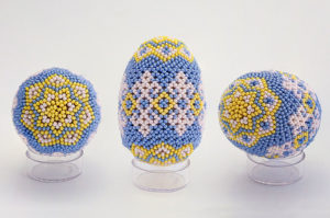 March 27-28 - Beaded Faberge Egg Zoom Class