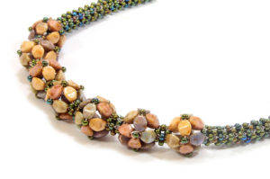 April 16th - Designing with Pinch Beads