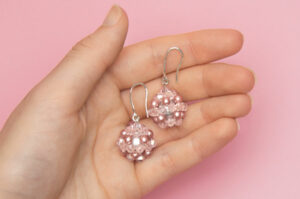 August 13th - Crystal Ball Earrings Related Products
