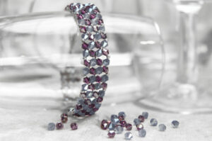 Illusion Bracelet and Ring