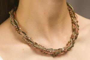 Ophelia Semi-Precious Necklace